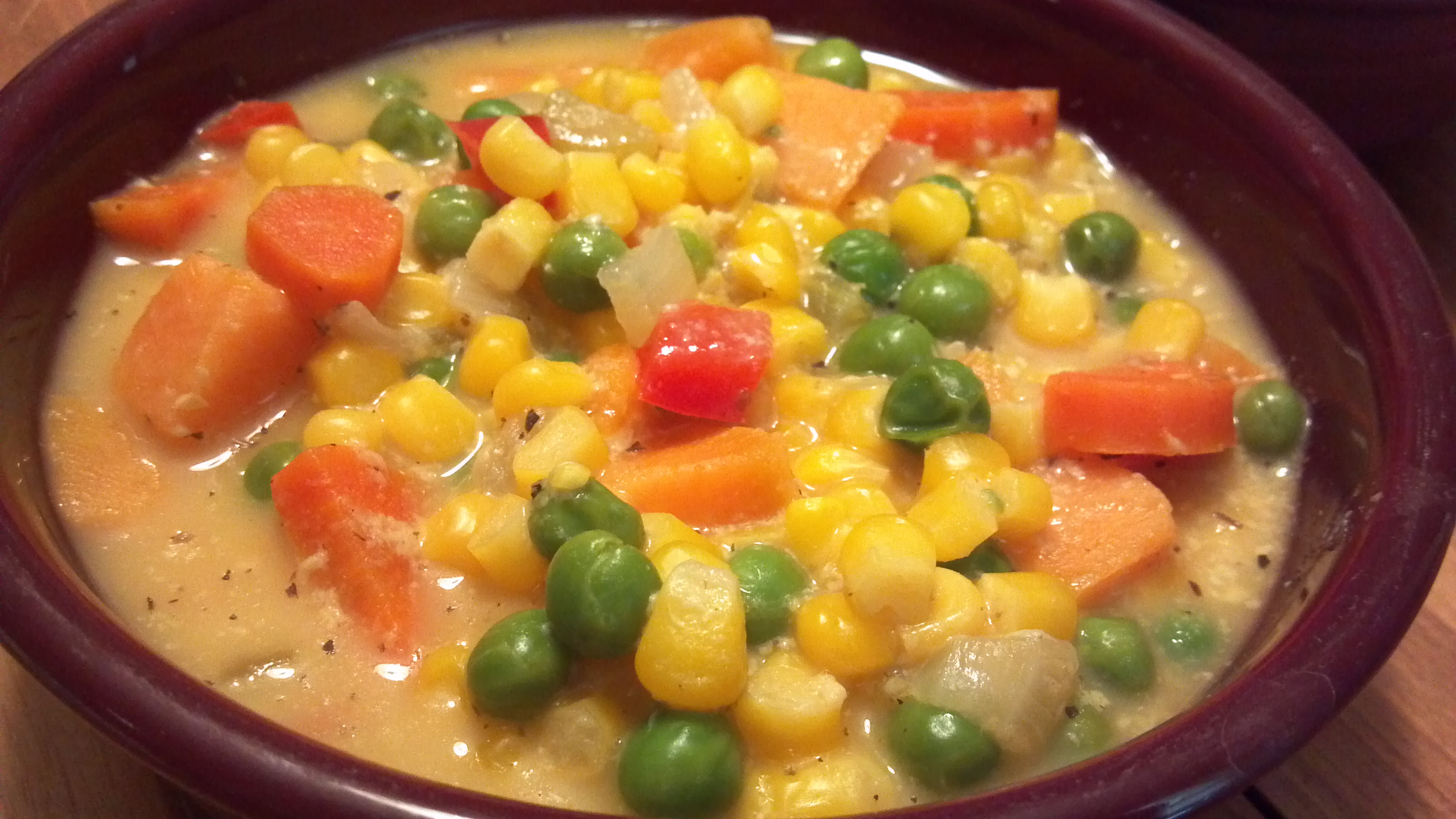 Corn Chowder Soup Recipe + Product Reviews - Clean Eating Veggie Girl