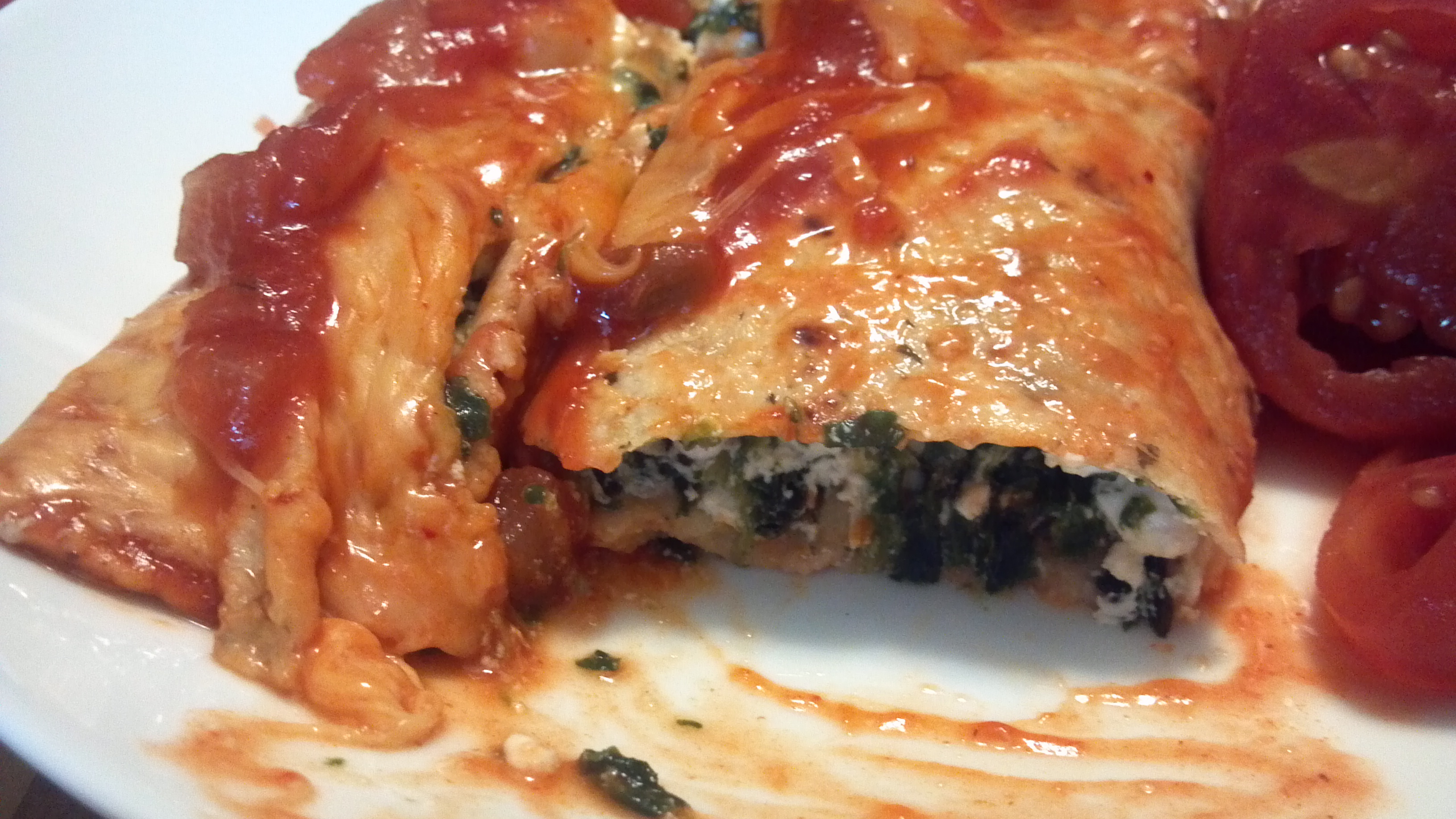 Healthy Vegetarian Enchiladas - Clean Eating Veggie Girl