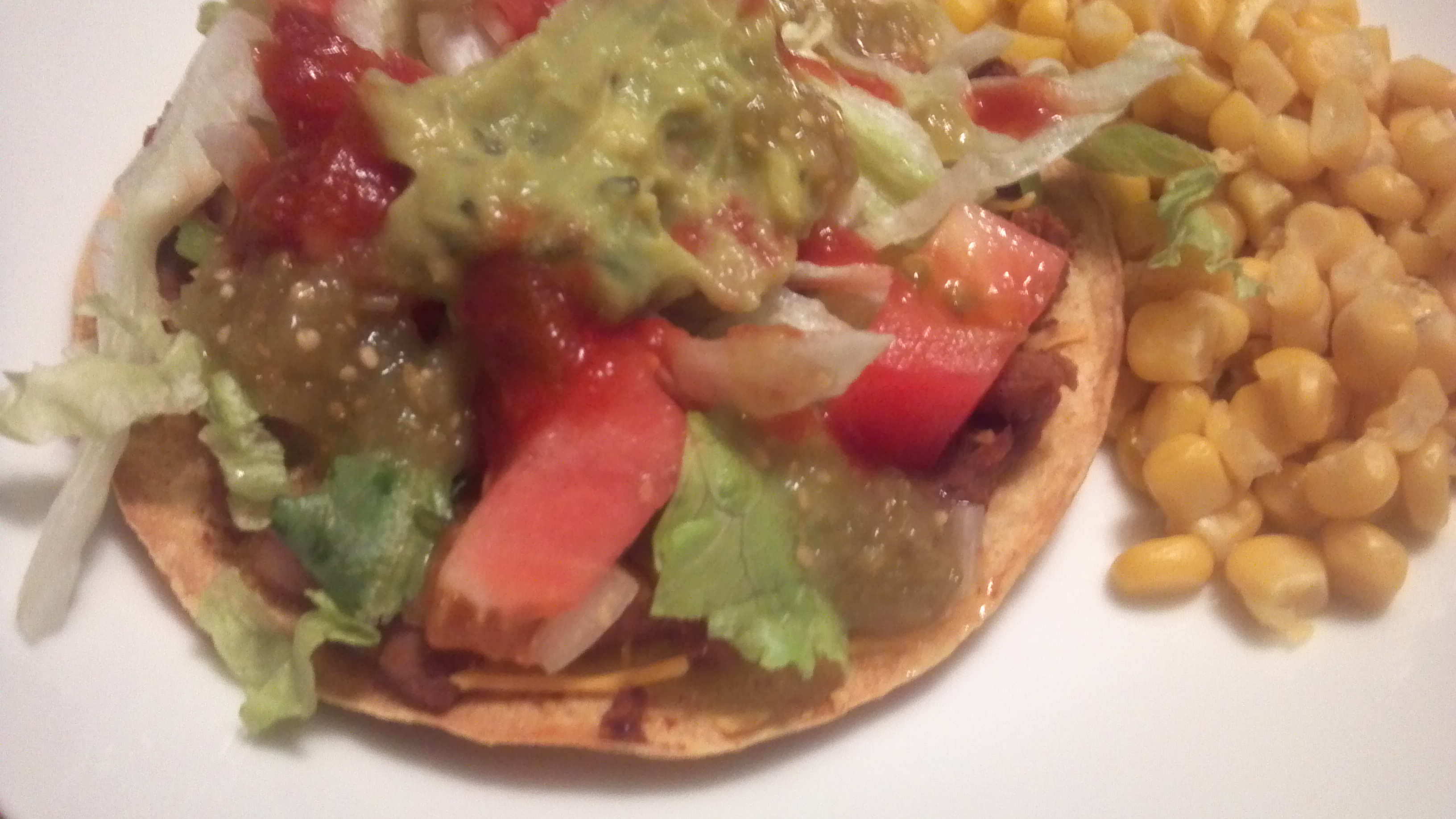 Mini Mexican Pizzas - Clean Eating Veggie Girl