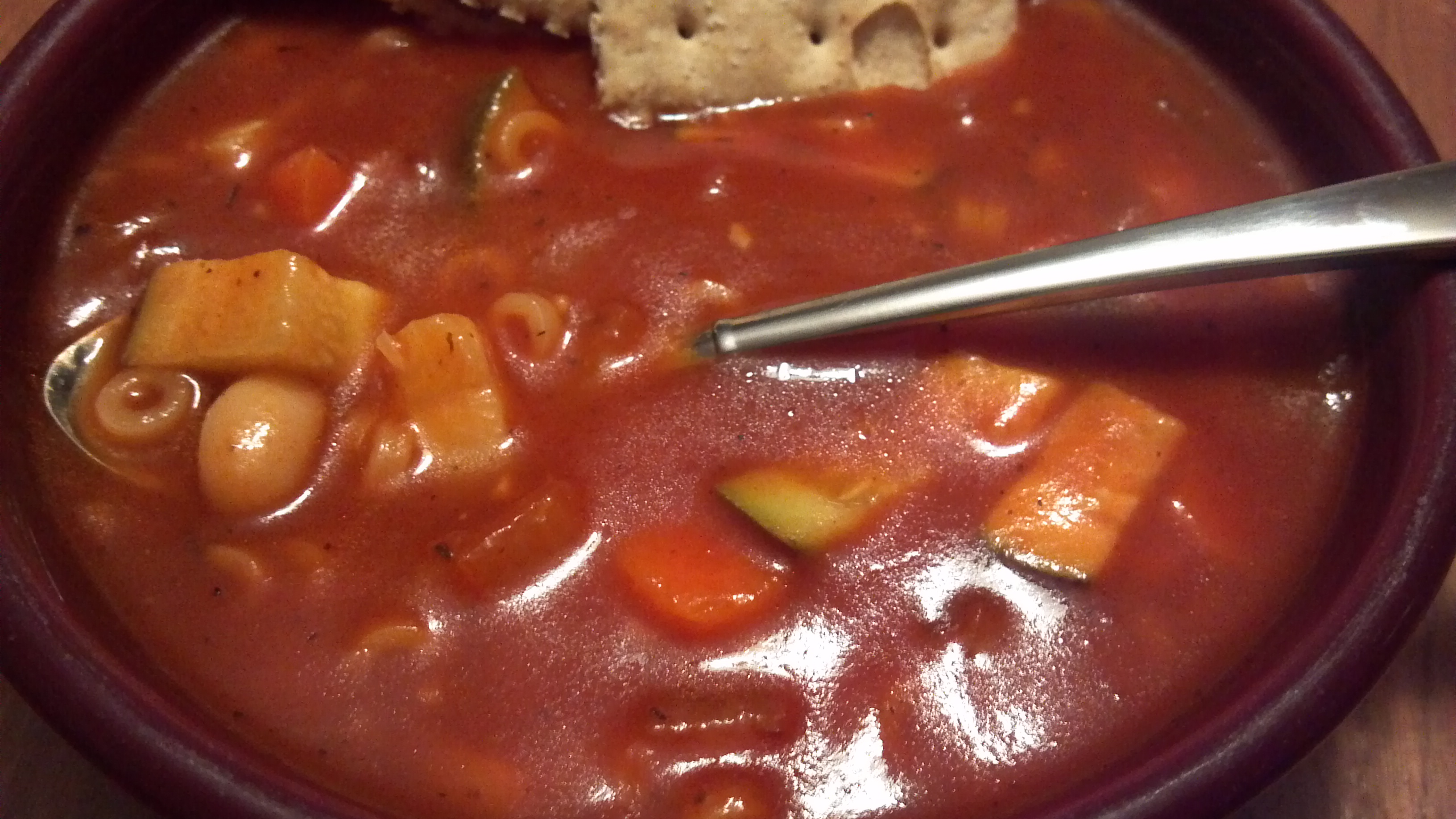spicy tomato soup 4