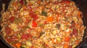 vegetable barley stew
