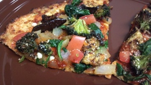 cauliflower pizza 2