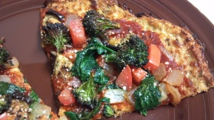 cauliflower pizza 3