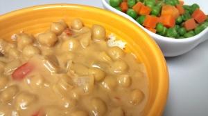 peanut sauce chickpeas 6