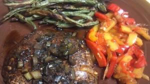 mushroom steak 2