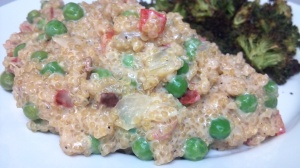 quinoa n peas 4