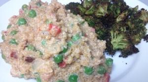 quinoa n peas 6