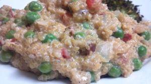 quinoa n peas 7