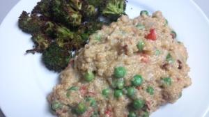 quinoa n peas 8