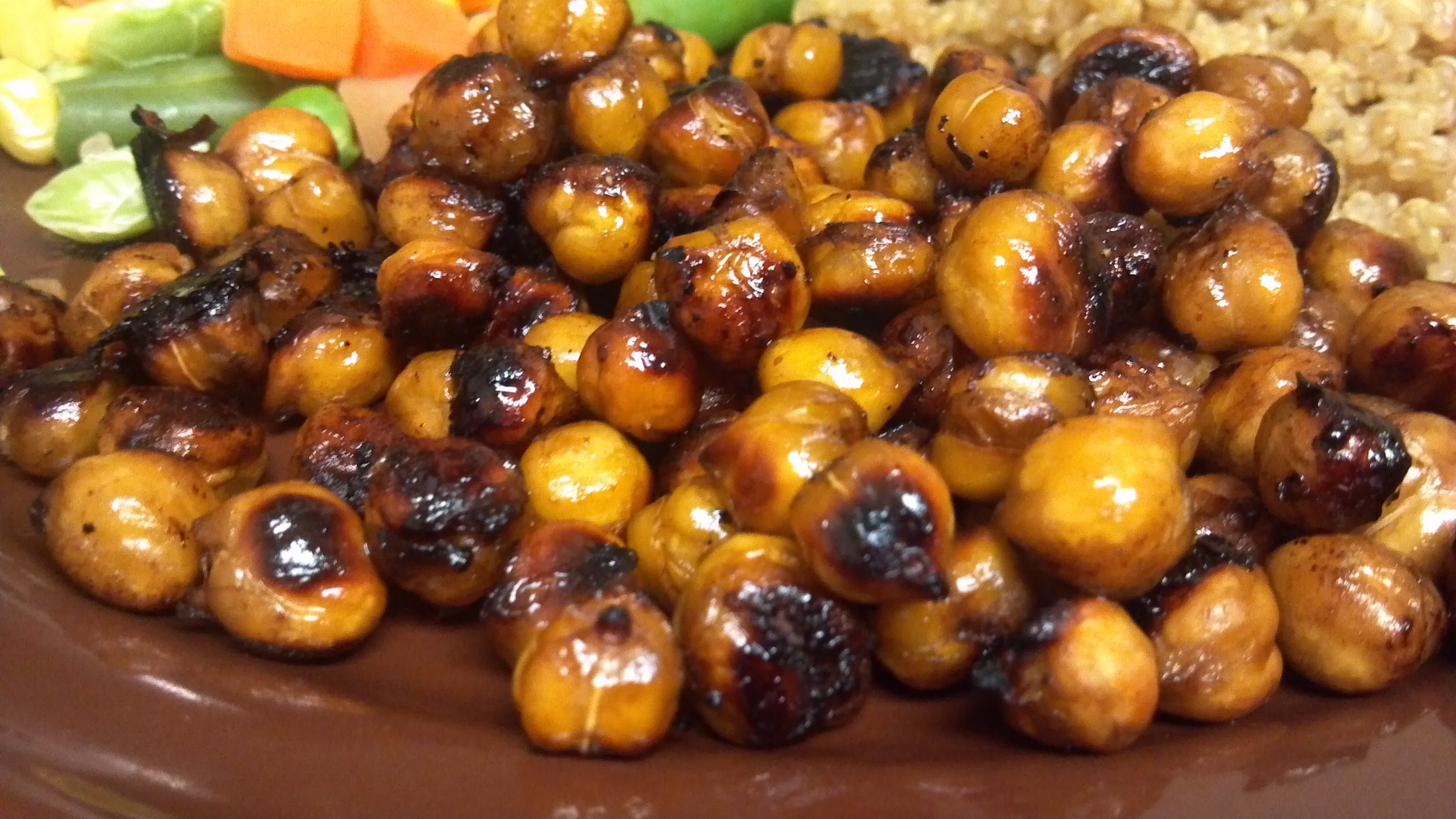 roasted chickpeas 2
