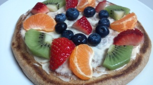fruit pizza pancake 2