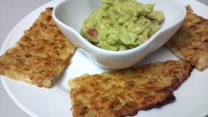 guacamole pizza crust 3