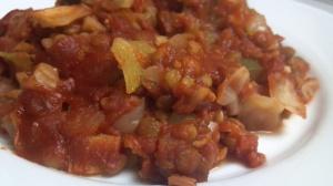 lentil cabbage casserole 7