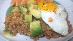 Mexican breakfast quinoa 3