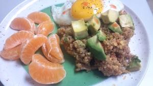 Mexican breakfast quinoa 6 y