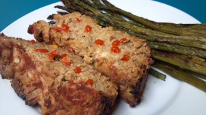 Mexican meatloaf 6