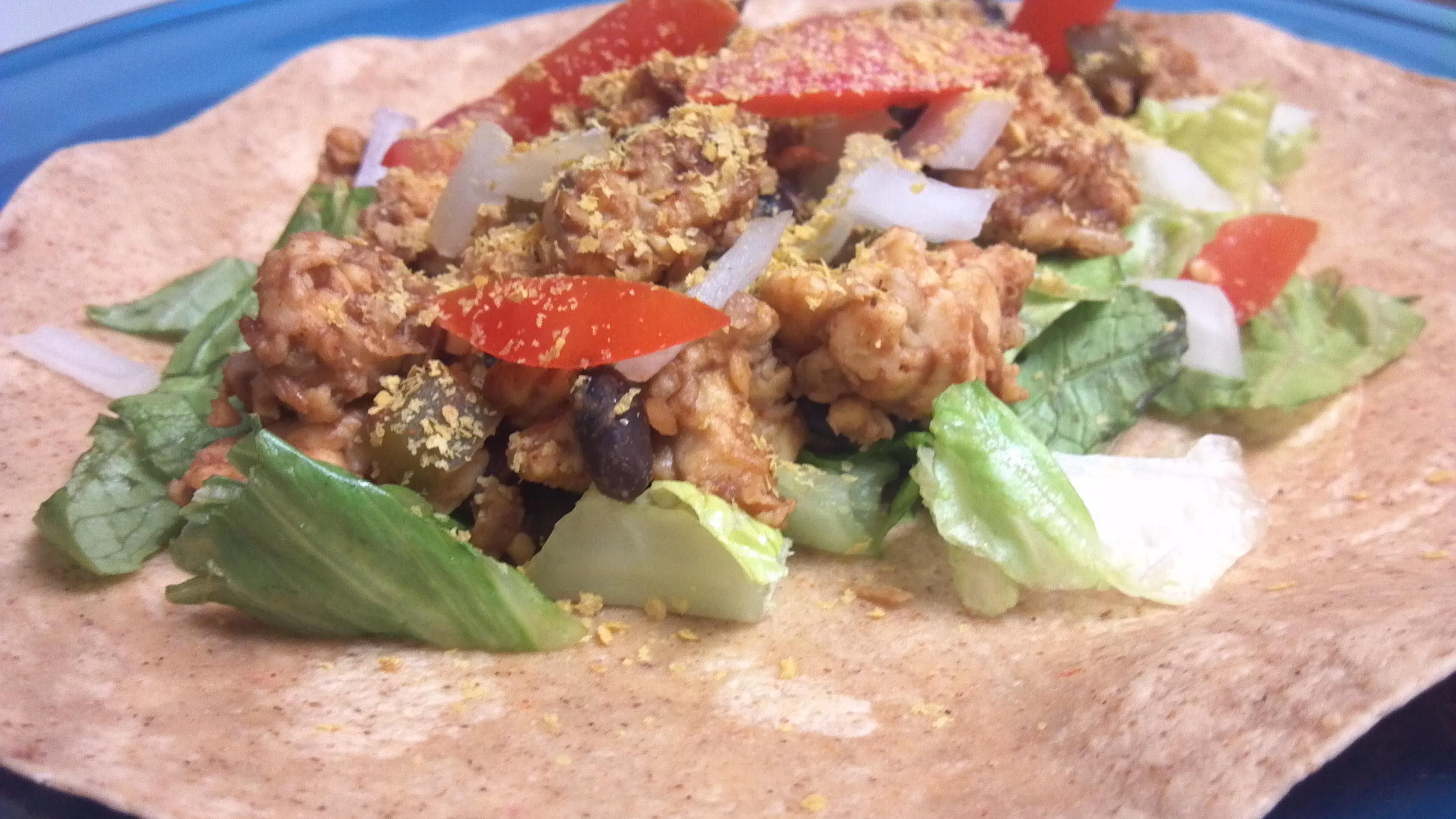 Tempeh Tacos Recipe — Dishmaps