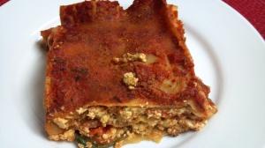 vegan lasagna 7