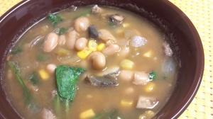 white bean mushroom chili 2