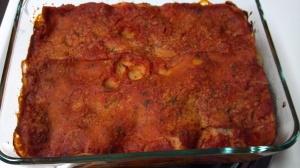 vegan lasagna 2