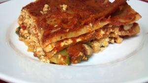 vegan lasagna 5