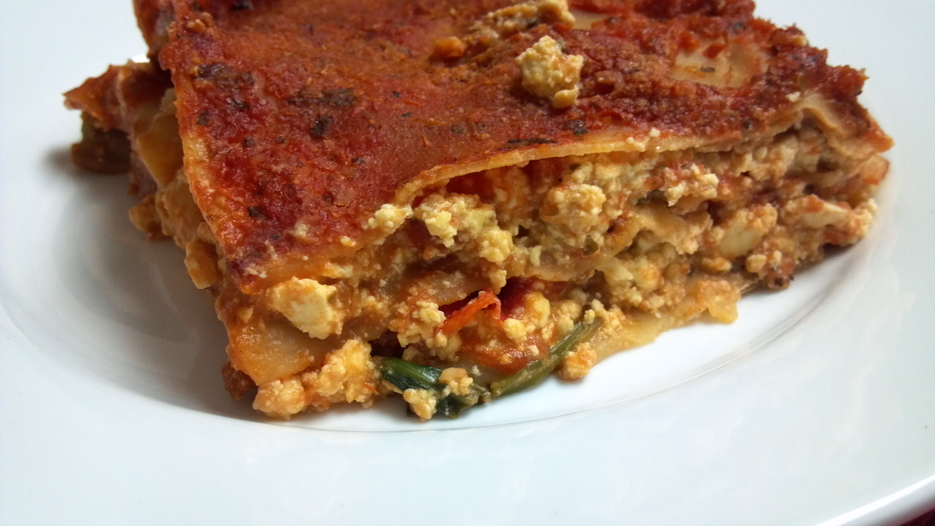 Vegan Lasagne Recipes — Dishmaps