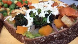 veggie melt sandwich 2 y
