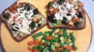 veggie melt sandwich 3 y