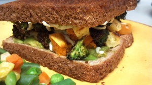 veggie melt sandwich 7 y