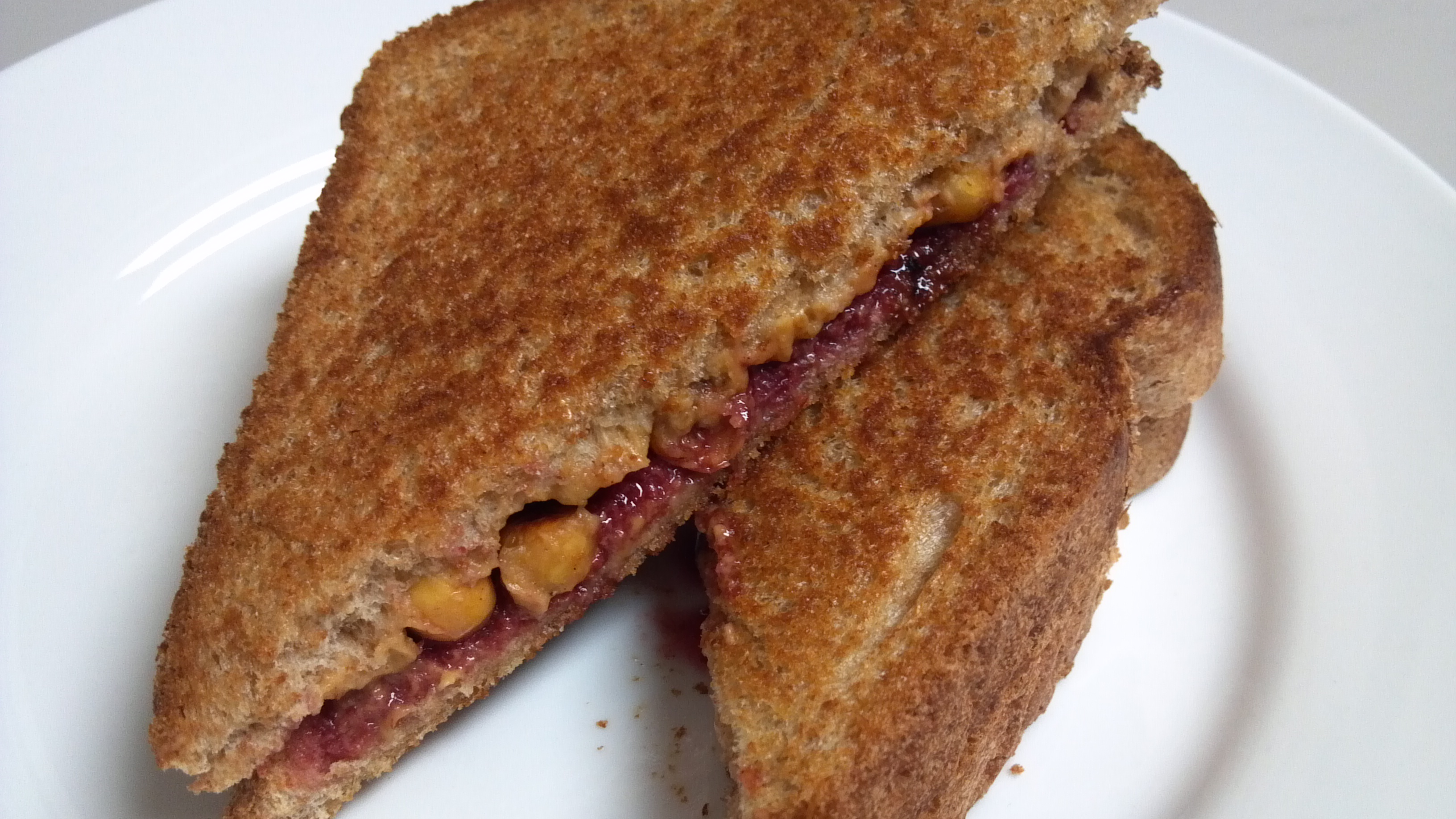 ... butter and jelly muffins grilled peanut butter and jelly sandwich