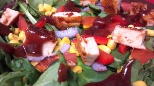 bbq chicken salad 4