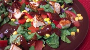 bbq chicken salad 6