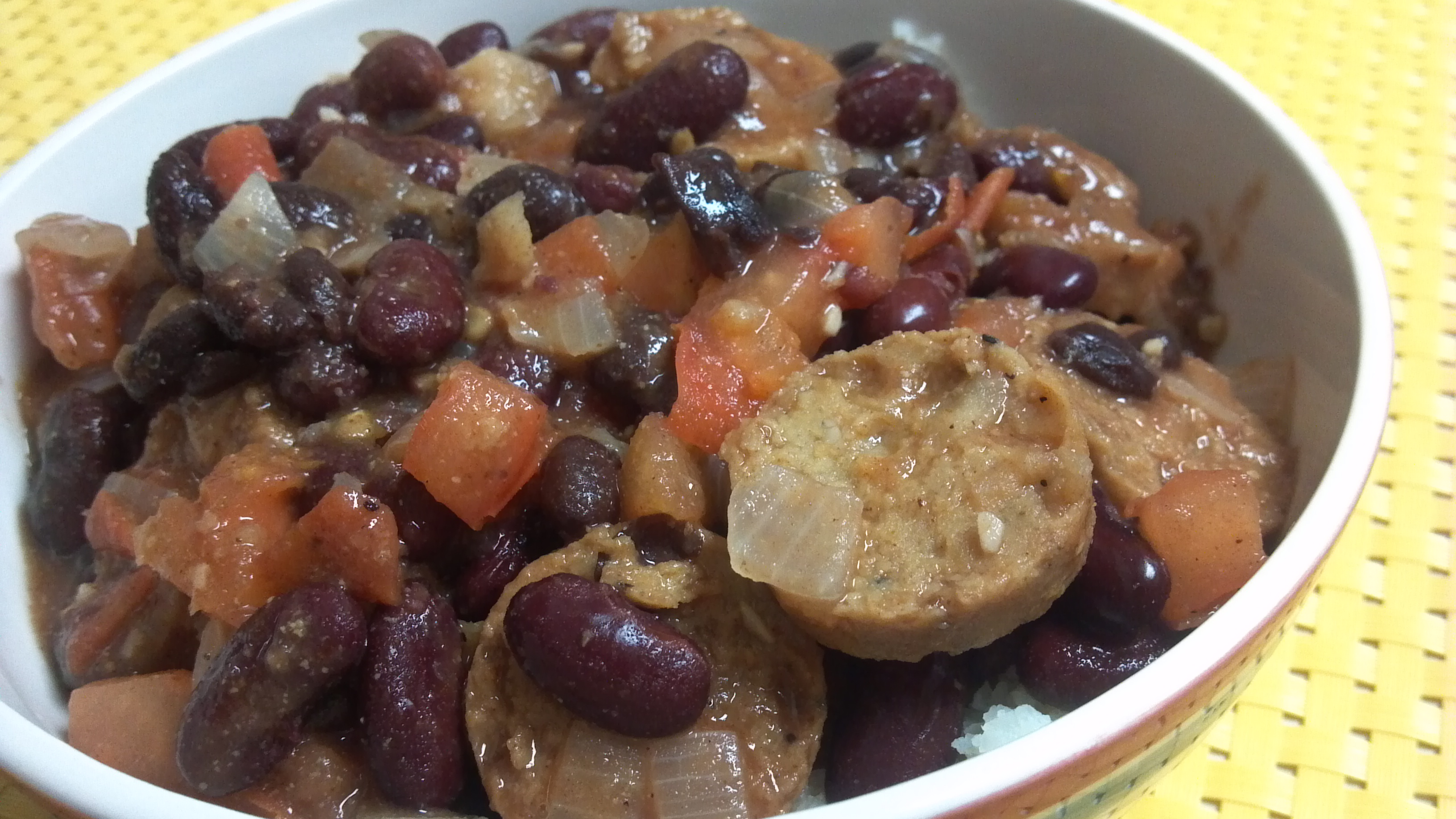Vegan Bean and Sausage Cassoulet – Clean Eating Veggie Girl