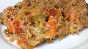 southwest quinoa bake 4