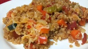 southwest quinoa bake 6