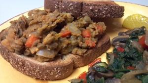 Thai lentil sloppy joes 4 y