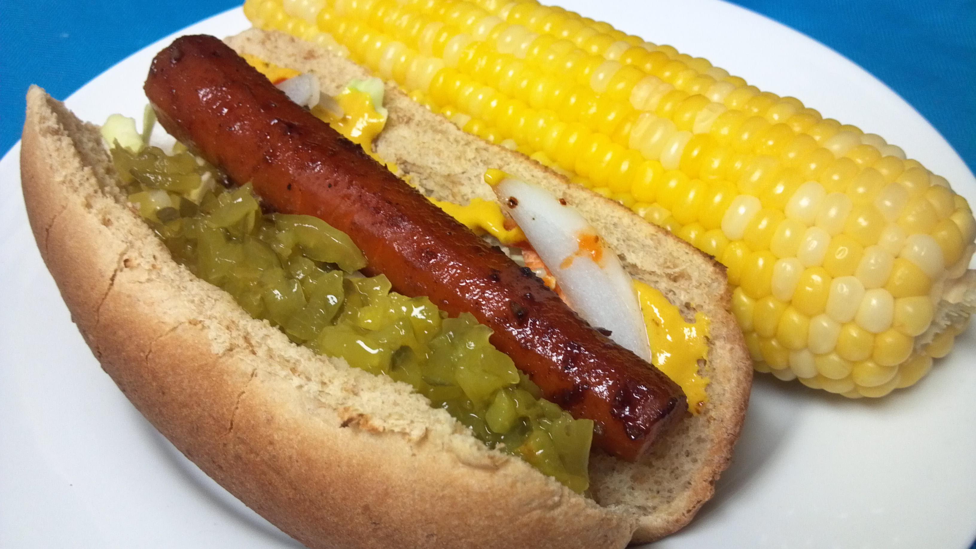 Vegan Hot Dog Relish