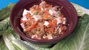 tofu veggie lettuce wraps 3