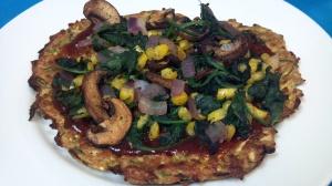 bbq veggie squash pizzas 5y