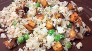 butternut squash barley risotto 5