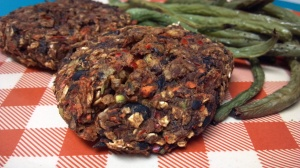 friday favorite spicy black bean burgers 3