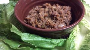 lentil mushroom lettuce wraps 9 y
