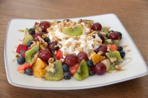ashley fruit nut salad