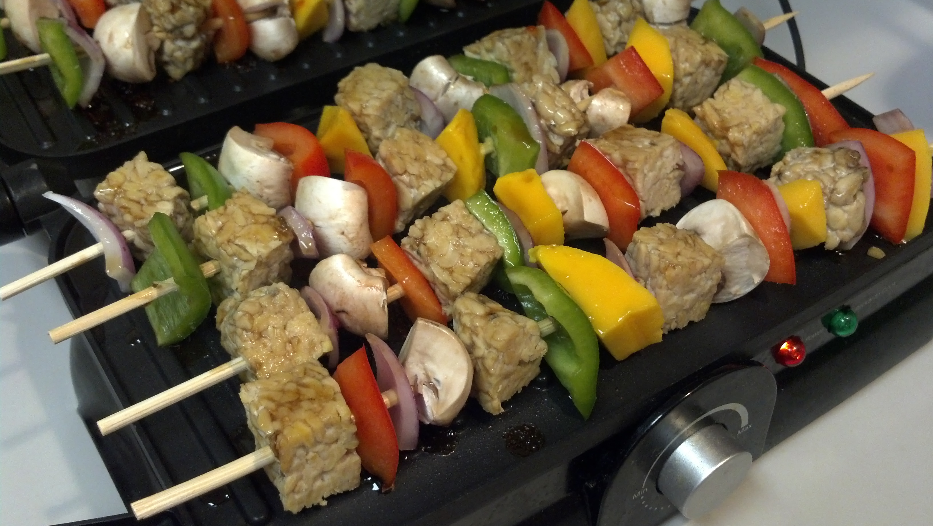 how to cook pol-kabobs