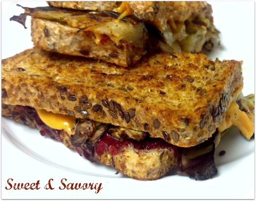 cabbage grilled cheese 11y