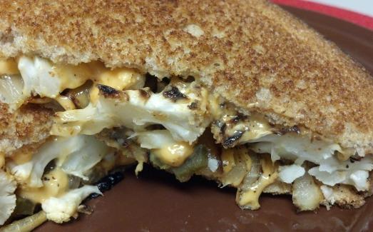 cauliflower grilled cheese 3