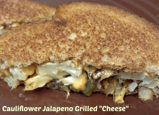 cauliflower grilled cheese 8