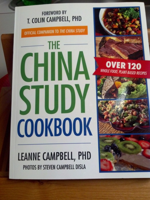 china study book