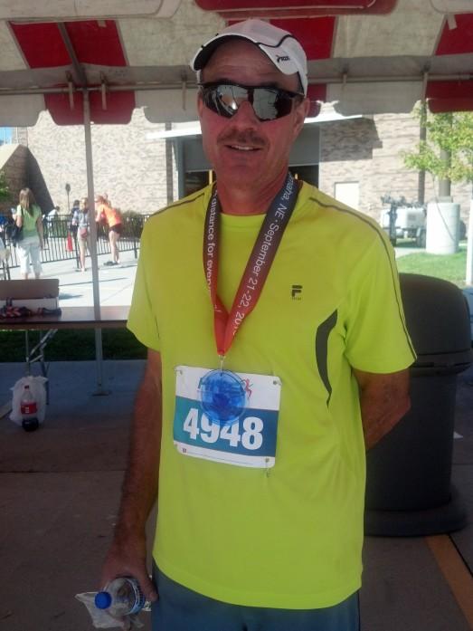 dad weekend marathon 2