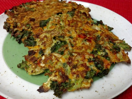 friday favorites vegetable pancakes